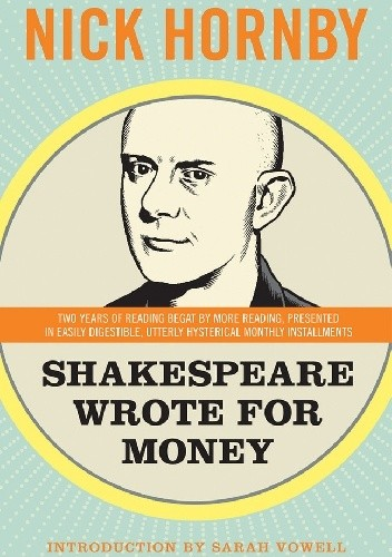 Okładka książki Shakespeare Wrote for Money