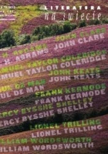 Okładka książki Literatura na Świecie nr 09-10/2012 (494-495)
