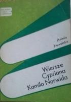 Wiersze Cypriana Kamila Norwida