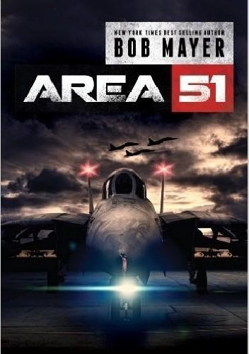 Okładka książki Area 51