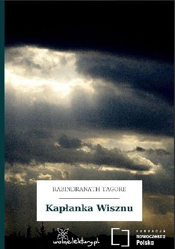 Okładka książki Kapłanka Wisznu