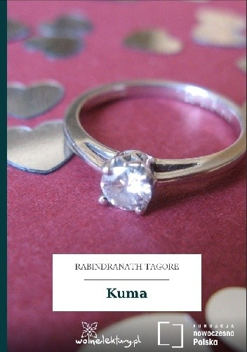 Okładka książki Kuma