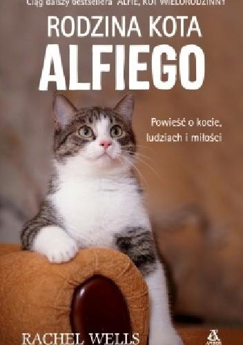 Okładka książki Rodzina kota Alfiego