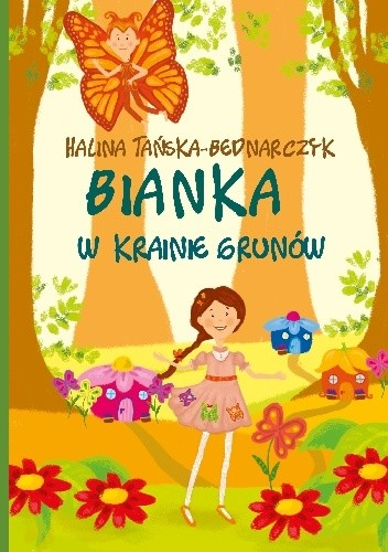 Okładka książki Bianka w krainie Grunów