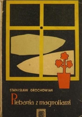Okładka książki Plebania z magnoliami
