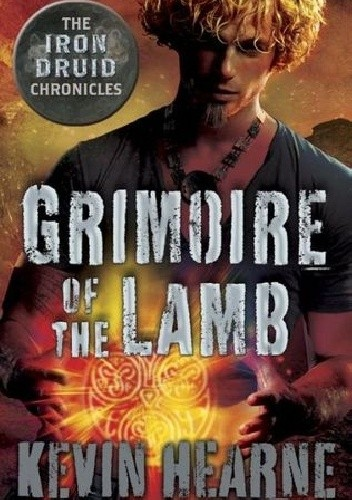 Okładka książki The Grimoire of the Lamb