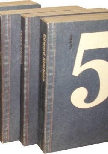 Okładka książki Dzieła wybrane -  tom 1-5