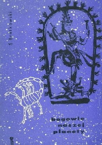 Okładka książki Bogowie naszej planety