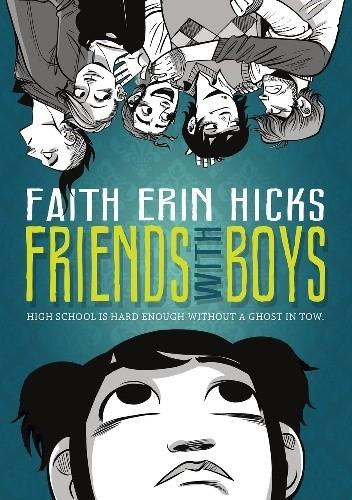 Okładka książki Friends With Boys
