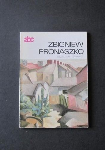 Okładka książki Zbigniew Pronaszko