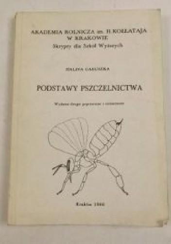 Okładka książki Podstawy pszczelnictwa