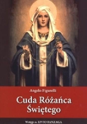 Okładka książki Cuda Różańca Świętego