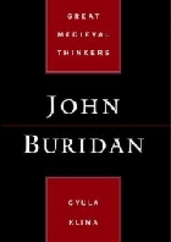 Okładka książki John Buridan