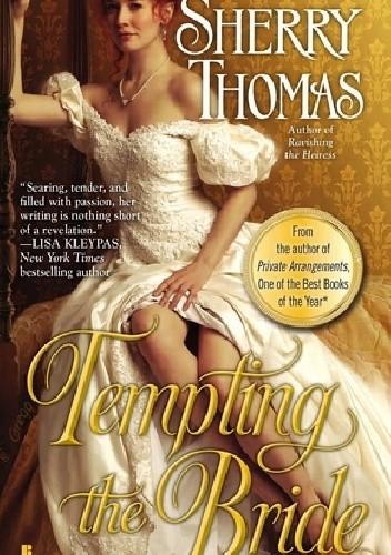 Okładka książki Tempting the Bride