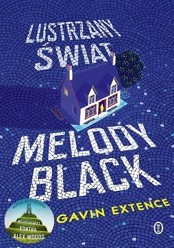 Okładka książki Lustrzany świat Melody Black