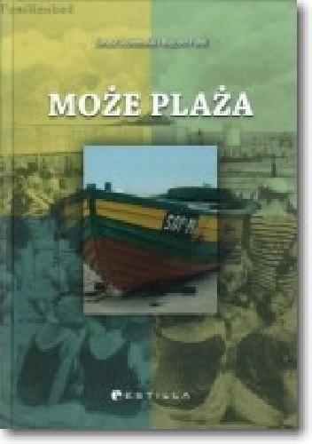 Okładka książki Może Plaża