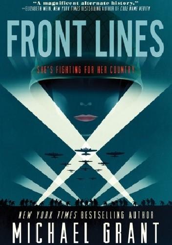 Okładka książki Front Lines