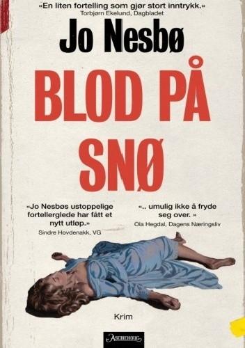Okładka książki Blod på snø