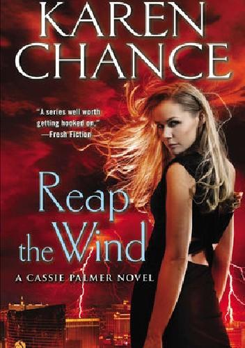 Okładka książki Reap the Wind