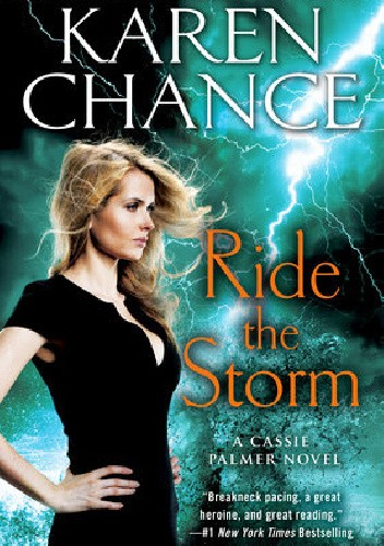 Okładka książki Ride the Storm