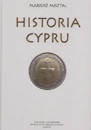 Okładka książki Historia Cypru
