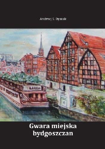 Okładka książki Gwara miejska bydgoszczan