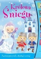 Królowa Śniegu. Książeczka dźwiękowa