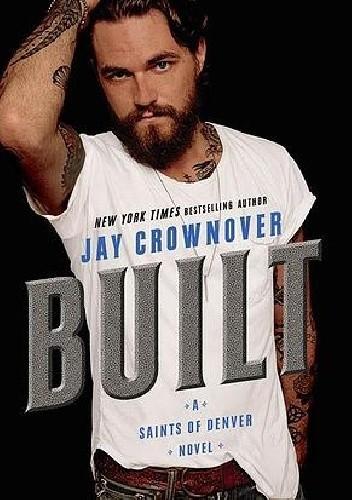 Okładka książki Built