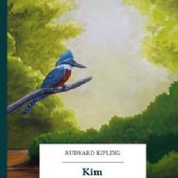 Okładka książki Kim