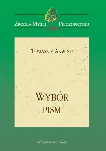 Okładka książki Wybór Pism