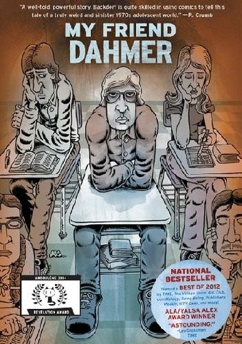 Okładka książki My Friend Dahmer