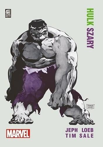 Okładka książki Hulk: Szary