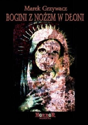 Okładka książki Bogini z nożem w dłoni