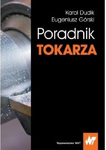 Okładka książki Poradnik tokarza
