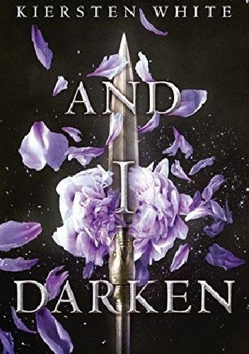 Okładka książki And I Darken