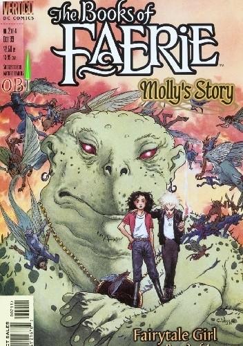 Okładka książki The Books of Faerie: Molly's Story vol. 2 - Iron and Thorn