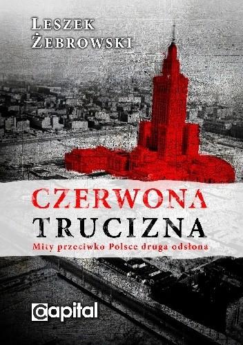 Okładka książki Czerwona trucizna