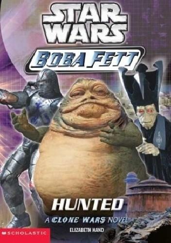Okładka książki Boba Fett: Hunted