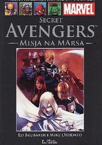 Okładka książki Secret Avengers: Misja na Marsa