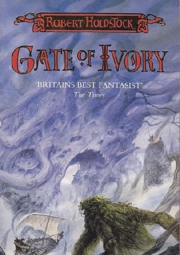 Okładka książki Gate of Ivory. Gate of Horn