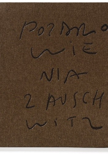 Okładka książki Pozdrowienia z Auschwitz