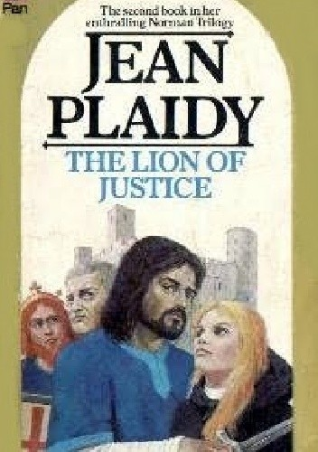 Okładka książki The Lion of Justice