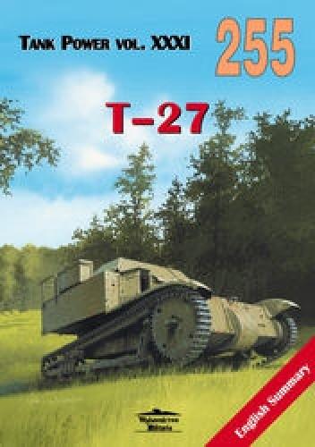 Okładka książki T-27