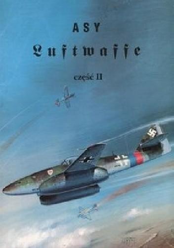 Okładka książki Asy Luftwaffe cz.2