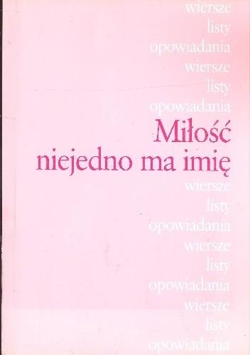 Okładka książki Miłość niejedno ma imię