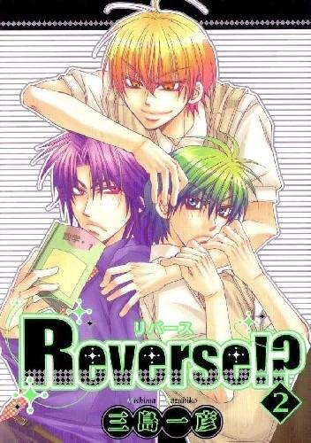 Okładka książki Reverse!? #2