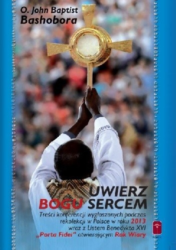 Okładka książki Uwierz Bogu sercem