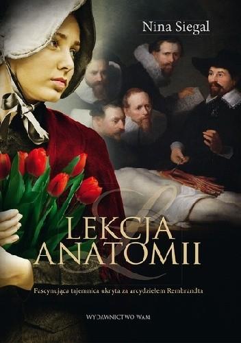 Okładka książki Lekcja anatomii