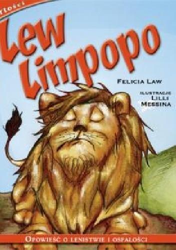 Okładka książki Lew Limpopo