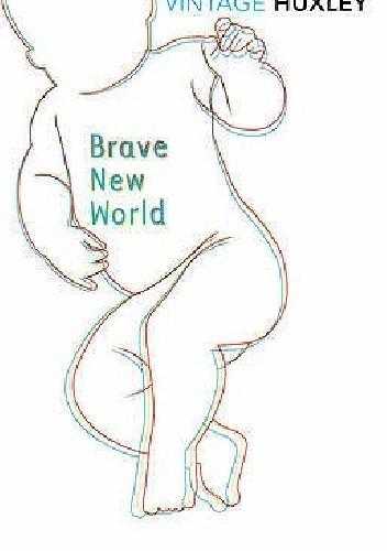 Okładka książki Brave New World